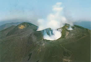 Mt Etna Summit Craters
