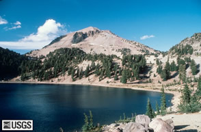 Lassen Peak is the worlds largest volcanic dome USGS