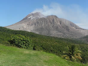 Soufriere Hills volcanic Dome wiki