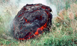 Volcano Picture Glossry of volcanic features and volcanic words