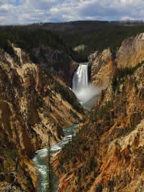 Yellowstone Canyon LKP